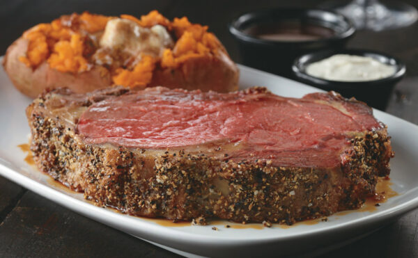 Fully Cooked Prime Rib